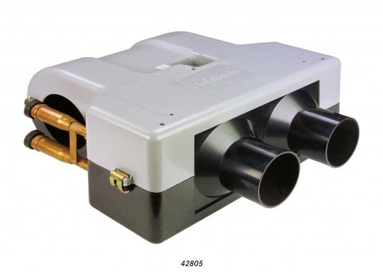 Warmwasser-Luft-Wärmetauscher MADERA 4D
