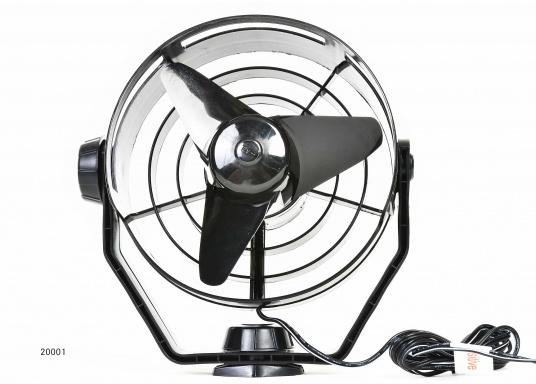 Ventilateur TURBO / noir