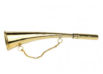 Signal Horns, brass