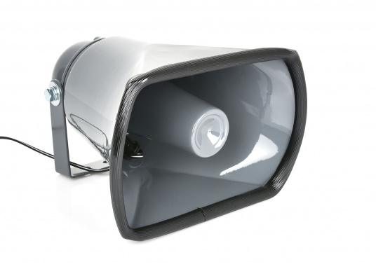 Horn Speakers for Intercom Systems, grey