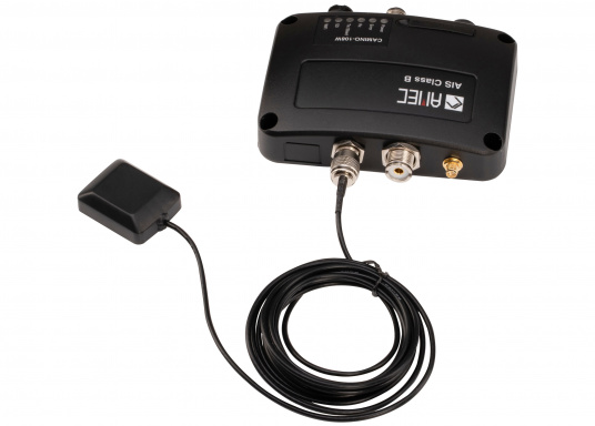 CAMINO-108W AIS Transponder with WiFi / GPS patch antenna