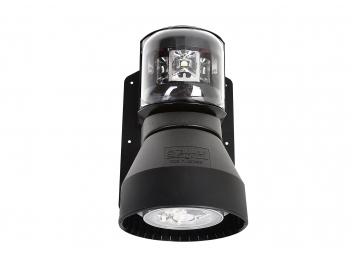 LED Masthead Light / Floodlight S43 / black