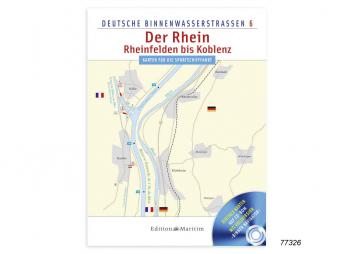 BinnenSet DVD- / Papierkartensatz mit Navigator Software