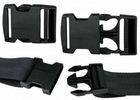 Snap Buckle for Webbing