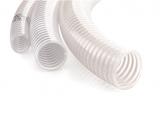 Spiral Reinforced Suction Hoses
