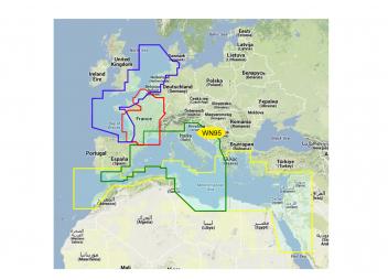 MAX-N South-West European Coasts WN95