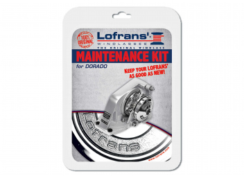Maintenance and Spare Part Kit for DORADO Winch