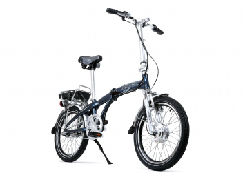 BLIZZARD Electric Folding Bike / Pedelec - 36V / 8.7Ah