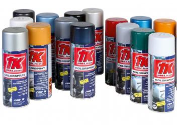 Vernici per motore - TK color spray