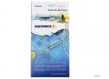Navionics+ Electronic Nautical Charts