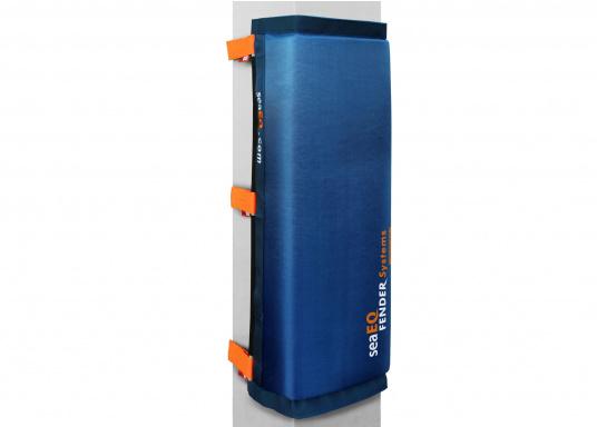 Dalbenfender / Pfahlfender, 40 x 80 cm, blau