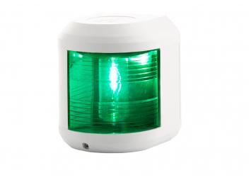 Starboard light Series 41, white housing