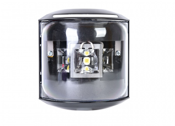 LED Topplaterne Serie 43, schwarzes Gehäuse