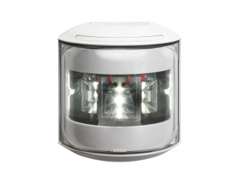LED-Topplaterne Serie 43, weißes Gehäuse