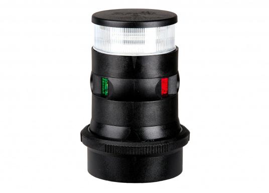 Feu tricolore/Mouillage - Série 34/Boitier noir