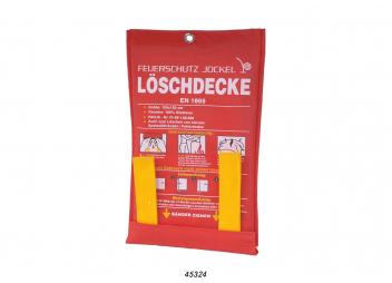 Feuerlöschdecke 100 x 100 cm