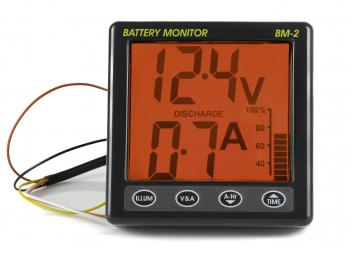 Clipper Battery Monitor BM-2