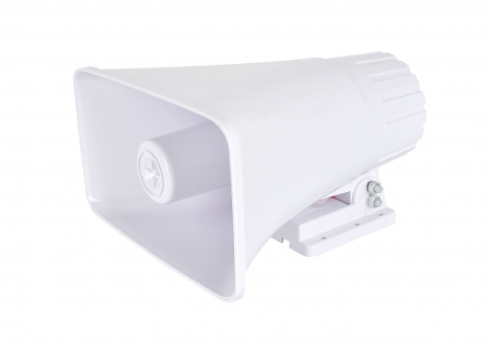 Horn Speakers for Intercom System, white