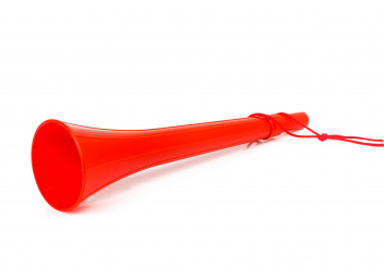 Signal Horns, plastic