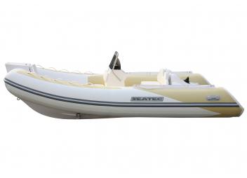 Semi-rigide GT SPORT 410 / Plancher rigide / 5 pers. / 4,05 m