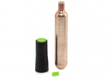 CO₂-Ersatzpatrone / 33 g / Gewinde / UML-5 und Pro Sensor