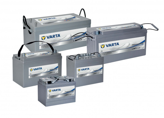 Professional Deep Cycle AGM Batteries