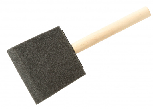 Brosse mousse 50,8 mm