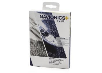 Navionics+ SMALL Preformated Marine Chart Module