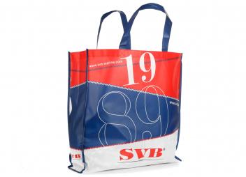 SVB Bag with Coordinate-Imprint