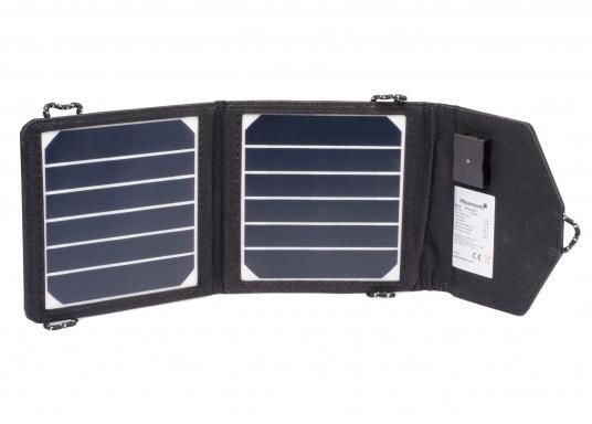 Panneau solaire TREK KING 2x3,5 / avec sortie USB