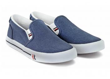 """Chaussures LASER / bleu """"jean"""""""