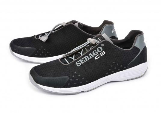 CYPHON SEA SPORT Men's Shoe / black/grey