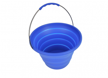 Collapsible Silicone Bucket / 7 liters