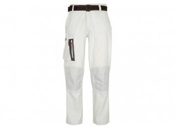Race Pants / silver