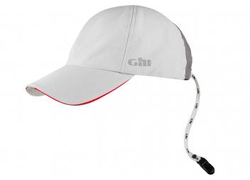 Cappellino Race / argento