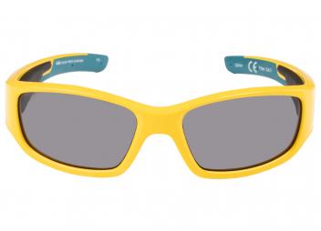 Lunettes de soleil Junior / SQUAD / jaune fluo