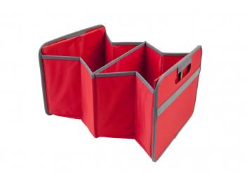 Caisse pliable CLASSIC / 30 litres / rouge hibiscus