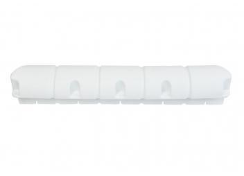 Défense de ponton SMALL droite / blanc