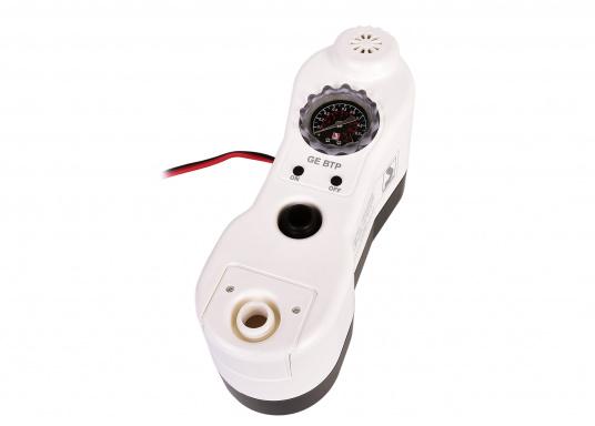 Gonfleur électrique avec manomètre GE BTP / 160-450 l/min