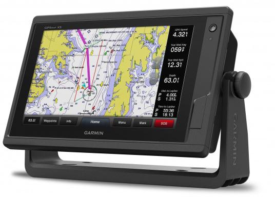 GPSMAP 922xs con modulo ecoscandaglio