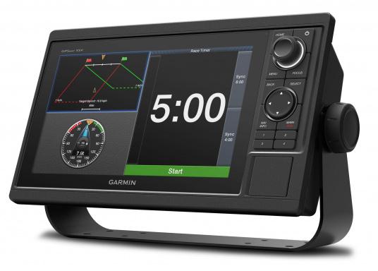 GPSMAP 1022xsv mit Echolotmodul