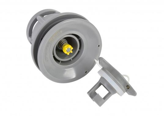 Valve for Inflatable Boats and SUPs