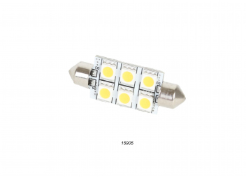LED Festoon Bulb FESTOON 6
