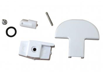 Plastic Lid for Washbasin Door
