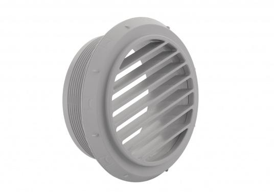 Bocchetta di aerazione aperta / filettatura 90 mm