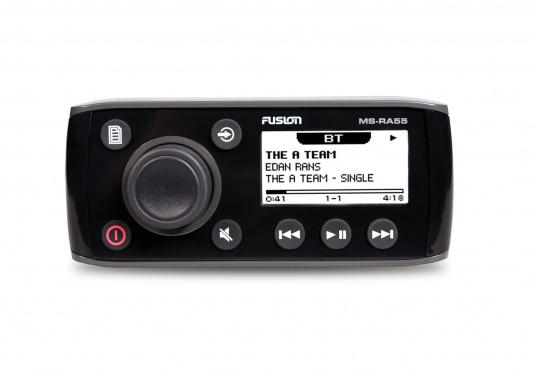 MS-RA55 - Système audio marin