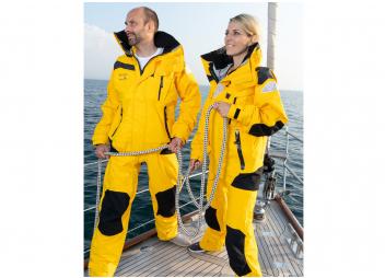 Unisex Offshore Hose MANDURAH OCEAN / gelb
