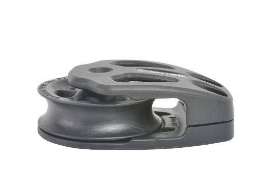 Bozzello di rinvio, singolo / 12 mm / cuscinetto a scorrimento