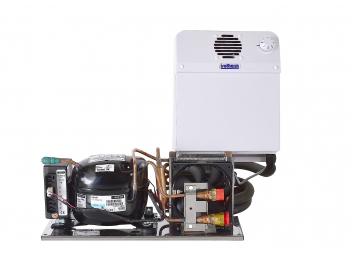 Cooling unit including evaporator