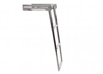 Ladder for Bathing Platform, pull-out